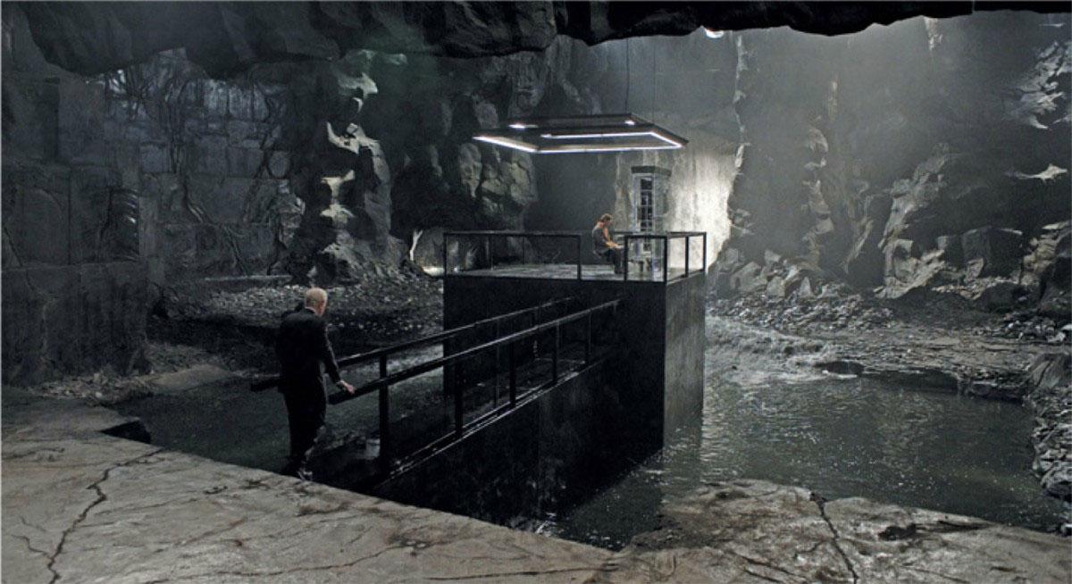 Dark Knight Falls Wallpaper Sgwd Henrhyd Waterfall Coelbren The Batcave