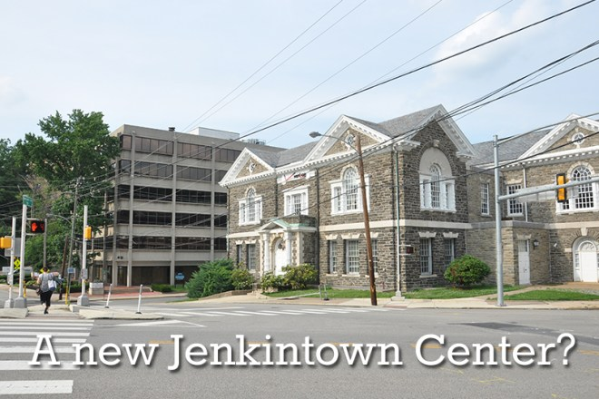 Jenkintown faces a Sophie's choice: Which do we love more? Our cars or our community?