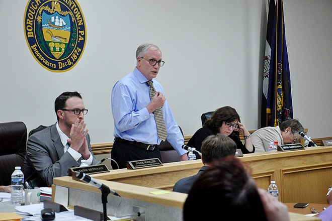 Jenkintown's zoning code war of attrition continues
