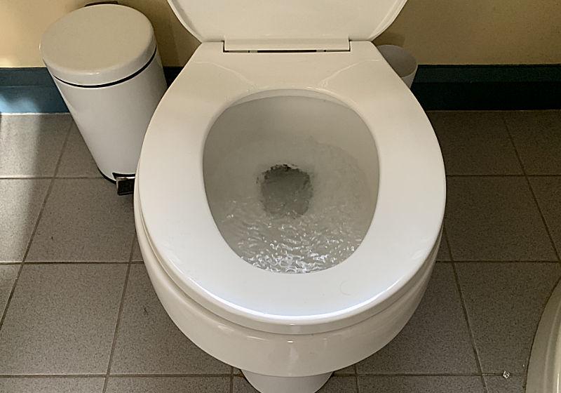 Jenkintown toilet