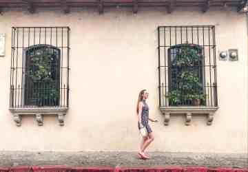 streets of antigua guatemala