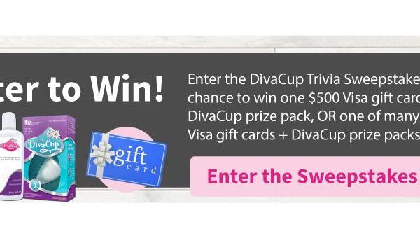 Welcome the new Femcare: Stay Active with the DivaCup