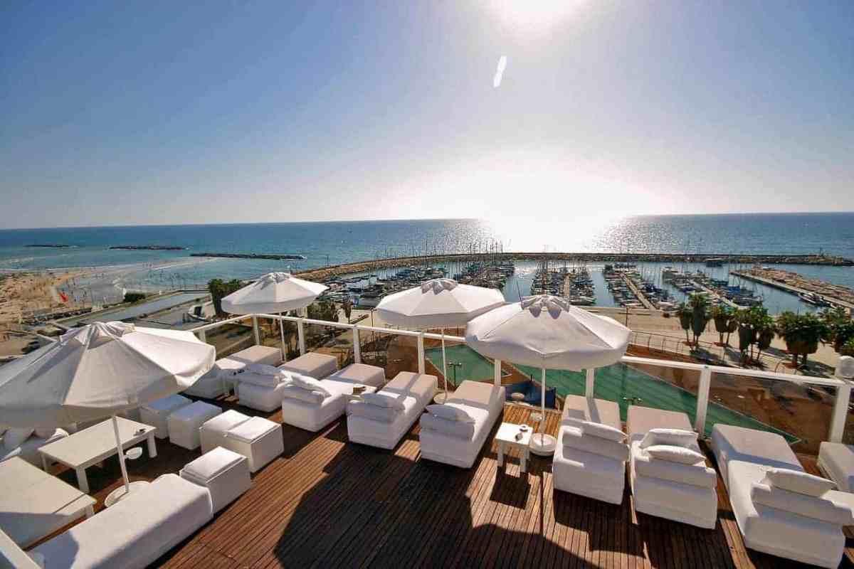 tel aviv beach club