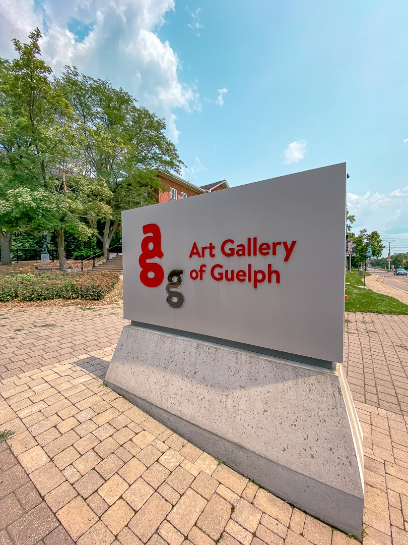 art gallery of guelph building