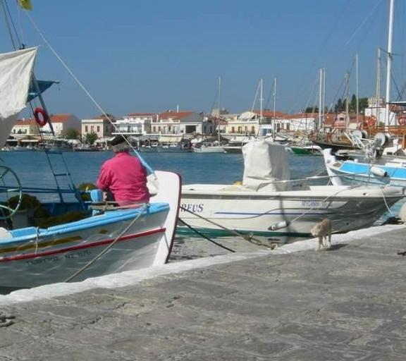 crociera in barca vela Samos Dodecaneso Grecia
