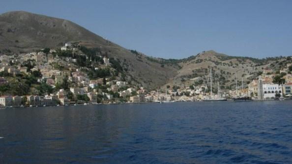 crociera in barca vela symi dodecaneso grecia