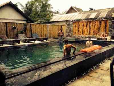 Hotels on Gili Trawangan Lombok