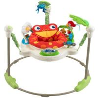 Fisher-Price Rainforest Jumperoo Baby Jumper Review