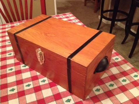 Dad's box