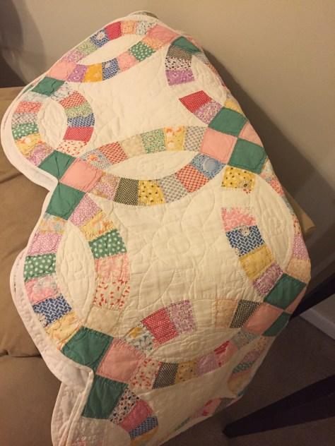 Paige's quilt