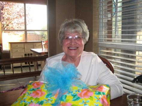 Mom's 75th birthday 001