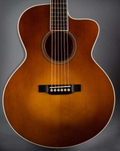 "Walker guitars ""Loar style"" Sunburst"