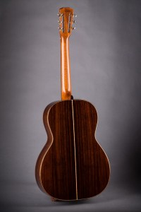 Kim Walker 12 fret 000 back view