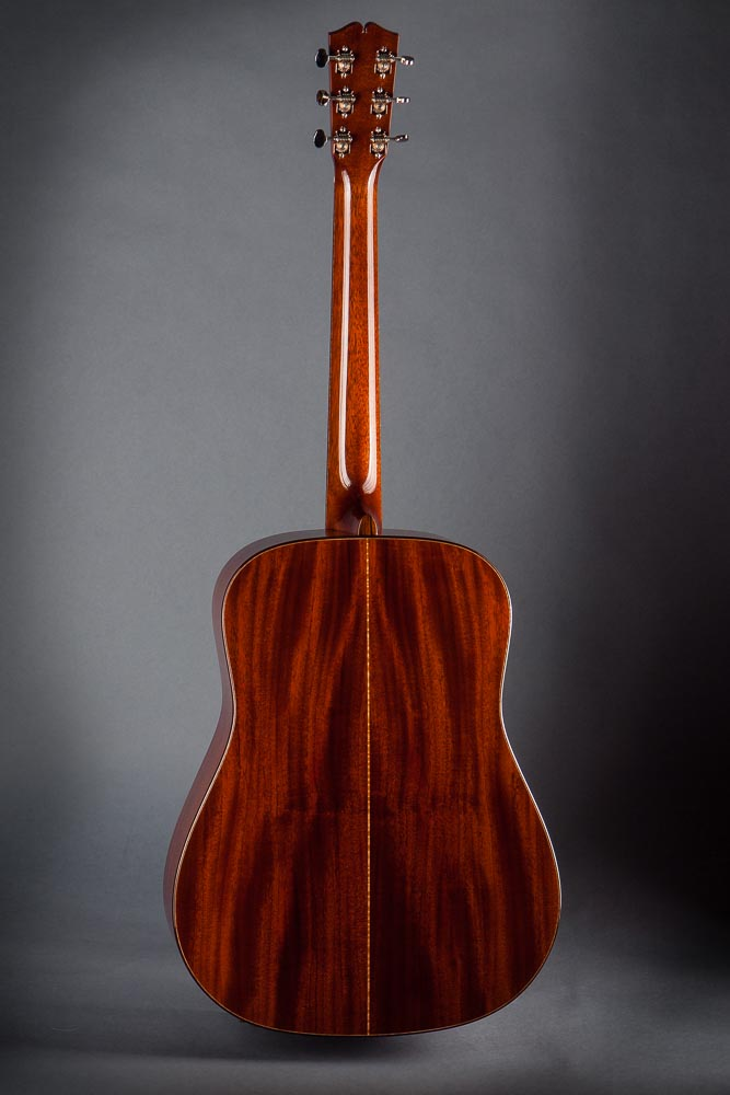 back to you of Style A Special Cuban mahogany Kim Walker guitar
