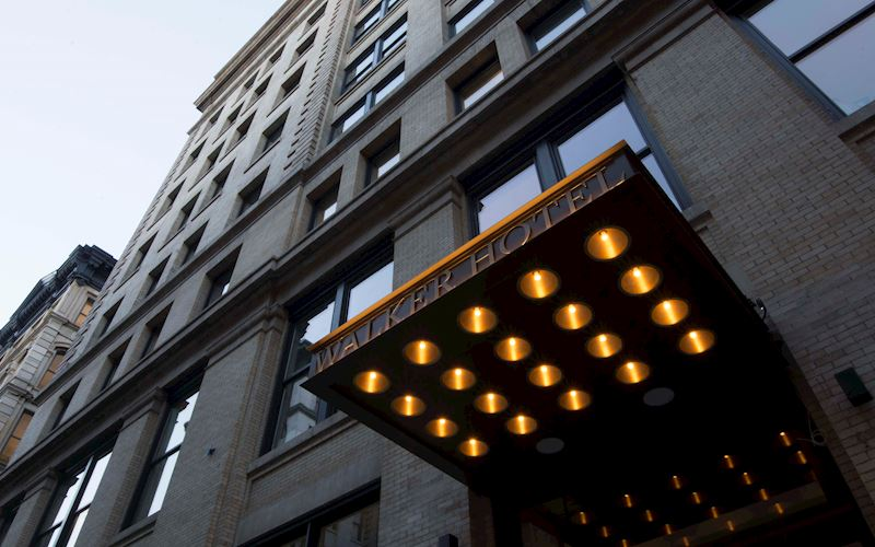 Boutique Hotels In New York City Walker Hotels