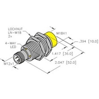 Inductive Proximity Sensors Mark Sensor Wiring Diagram