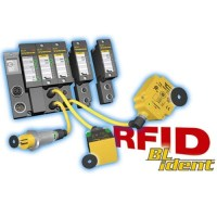 WK4.5T-10/S2501 - Turck BL ident RFID cordset Female right ...