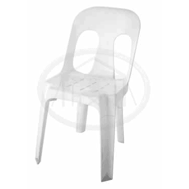 Stackable Chair for Backyard Parties and Outdoor Events