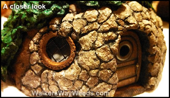 Hobbit Haven- close up