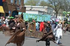 Parade Ecstatic Origins