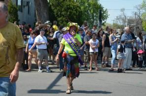 Parade marshall