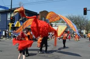 Parade phoenix
