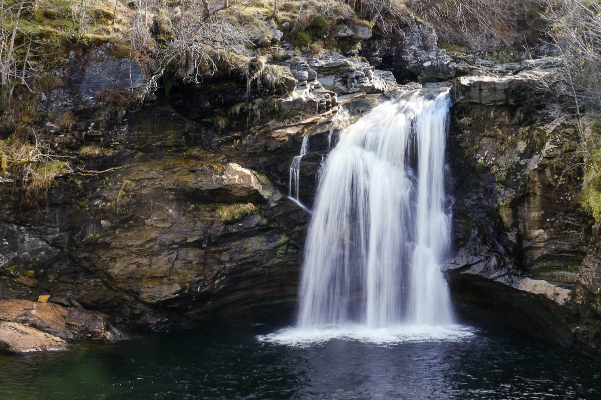 Falls Of Falloch Walkhighlands