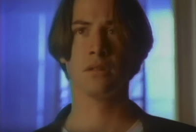 Keanu Reeves in Suntory Reserve Commercial