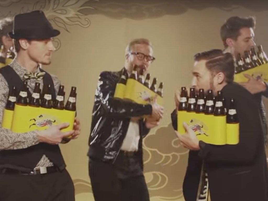 Beer Bottle Orchestra