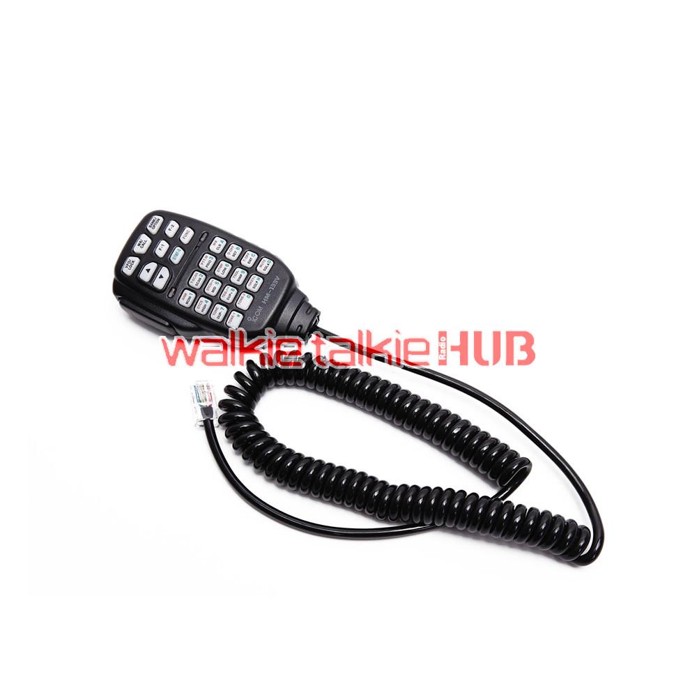 Speaker Microphone Mic For Icom Radio IC-2200H IC-V8000 IC