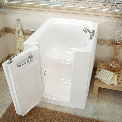 Walk In Tub Dimension Sizes Of Standard Deep And Wide Tubs