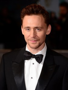 Tom Hiddleston, BAFTA 2015