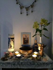 Sigyn Altar