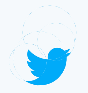 Twitter Logo, All Rights Owned by Twitter