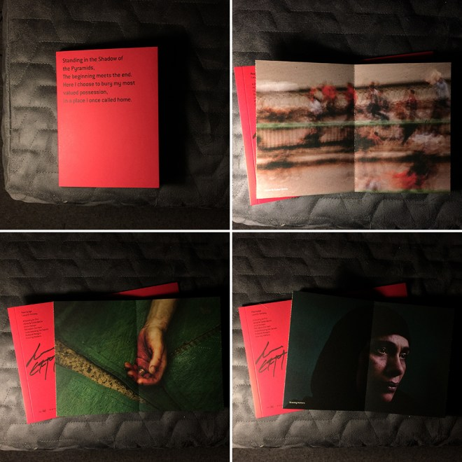 Post-Script photo book by Laura El-Tantawy