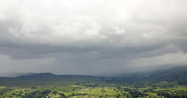 Landscape Photograph from Penhill Walk