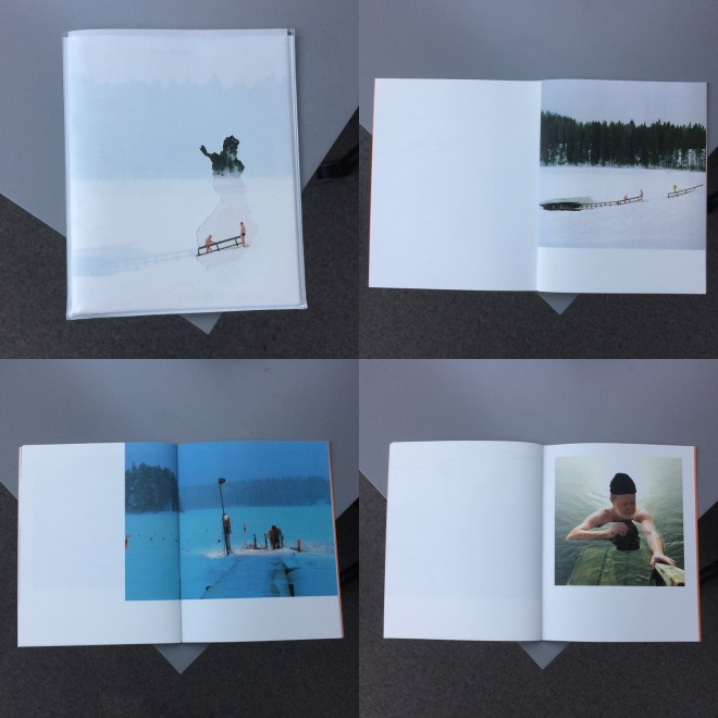 Lakeice, Tessa Bunney - Photo Book of the Month