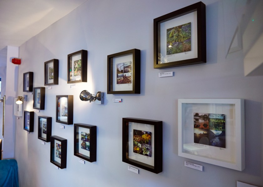 walking photographer exhibition at Outside the Box Cafe, Ilkleywalking photographer exhibition at Outside the Box Cafe, Ilkley