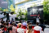 LANZAMIENTO PROGRAMACIÓN CORPARTES 2017, JUEVES 12 DE ENERO - WalkingStgo - 4