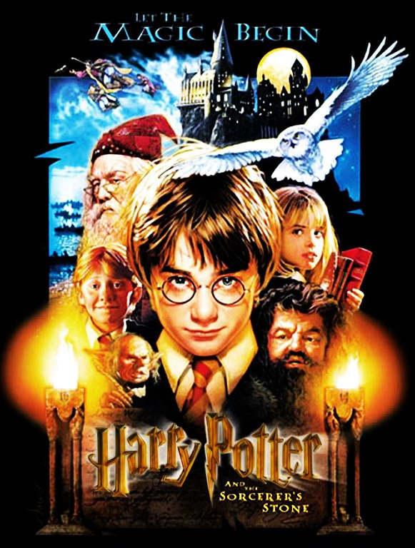 Harry Potter and the Sorcerers Stone Walking Taco