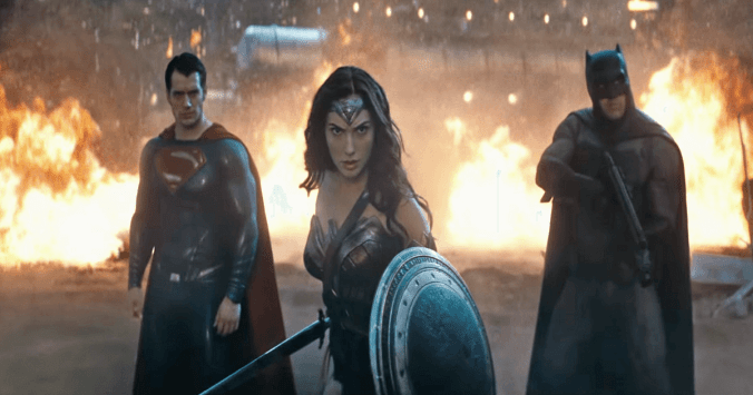 Batman v Superman Spoiler Review