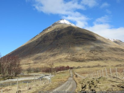 West Highland Way Section 5 - Tyndrum - Bridge of Orchy