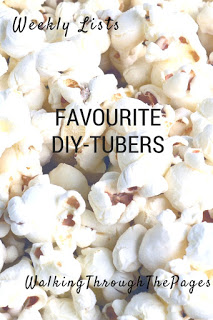 Weekly Lists #27: Favourite DIY-tubers