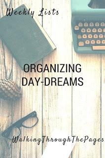 Weekly (Wish)Lists #29: Organizing Tools