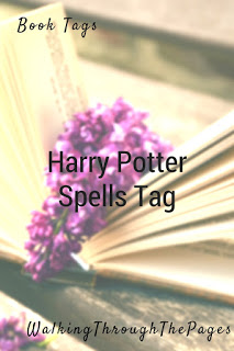 Book Tags #2: Harry Potter Spells Tag