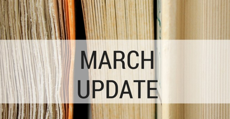 2017 Reading Challenges: March Update