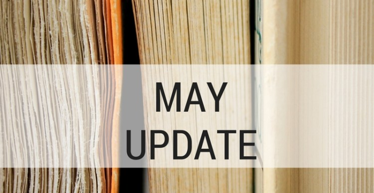 2017 Reading Challenges: May Update