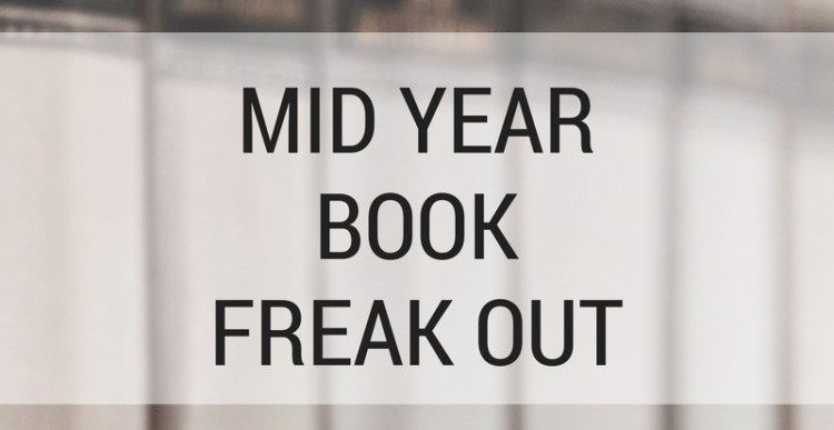 Book Tags #14: Mid Year Book Freak Out