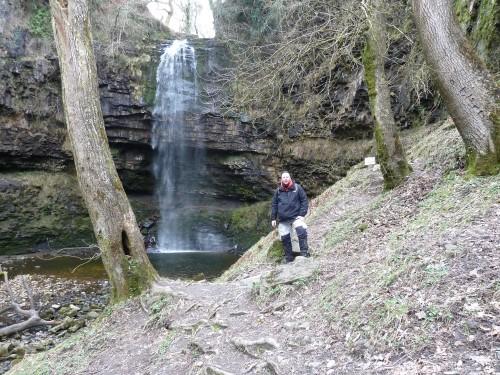 Henrhyd Falls