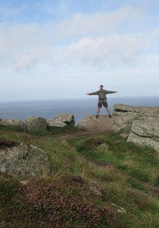 Walks And Walking - Cornwall Walks - Land's End Walking Route